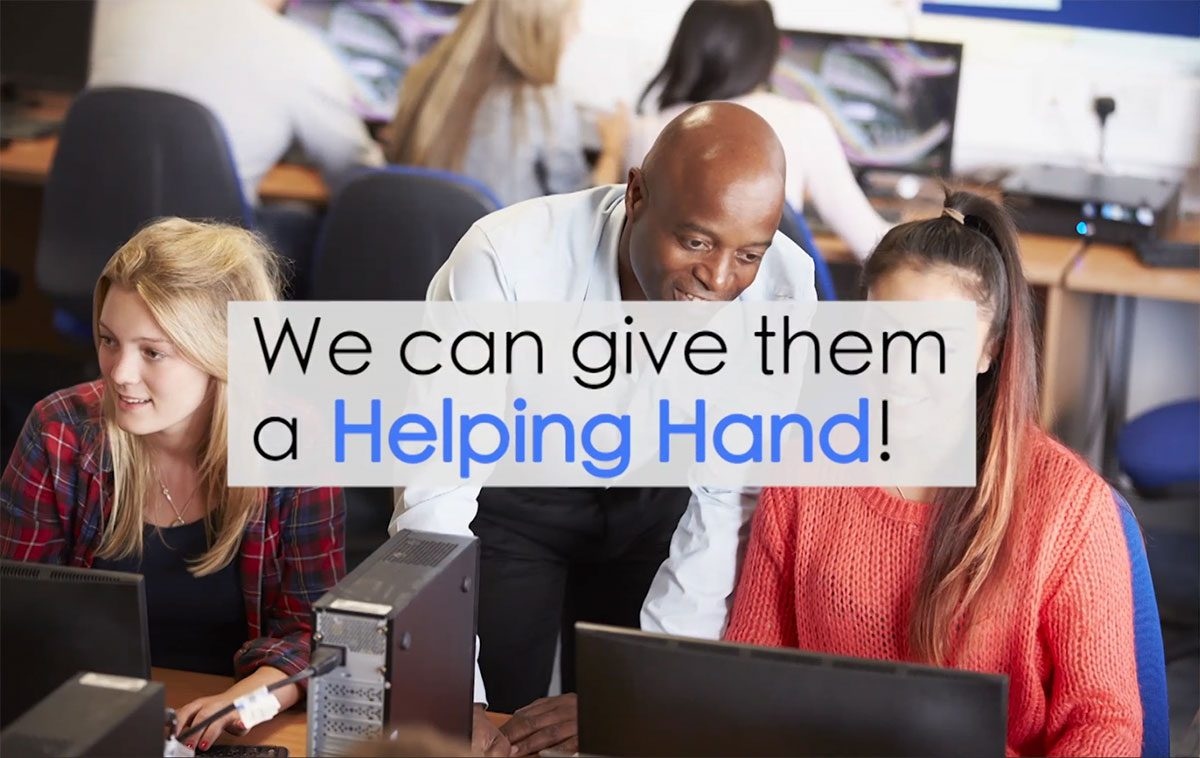 Helping Hand IT Video