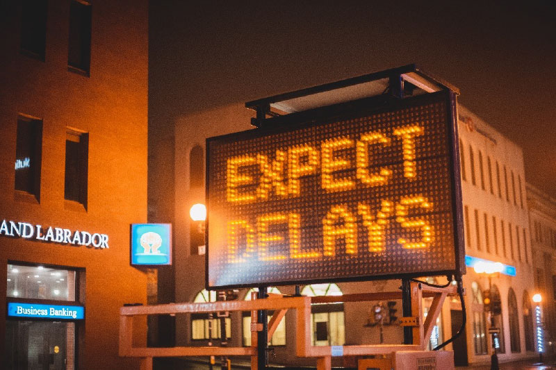 Think Ahead to Beat Delays