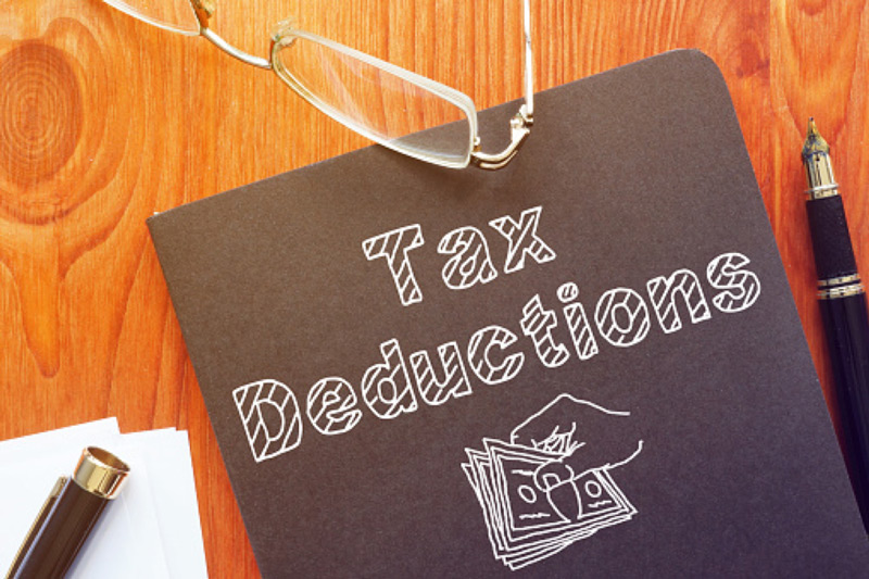 Think Ahead to Tax Time for Deductions Today